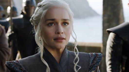 "Emilia Clarke racconta l'ultima stagione di ""Game of Thrones"""