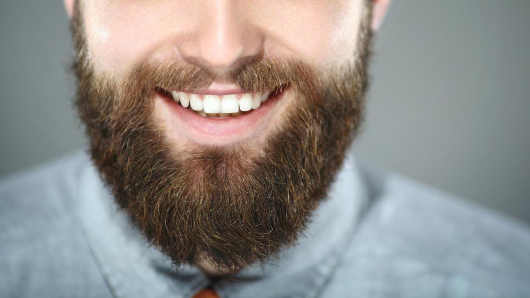 Beards can 'protect men' from homosexuality