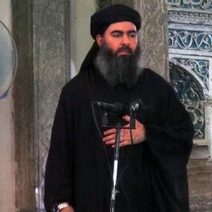 Highly likely' Isis leader killed in airstrike