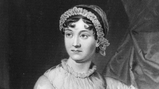 Jane Austen more more likely to have had sex with a woman than a man