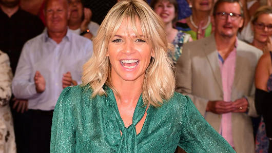 Zoe Ball's boyfriend Billy Yates found dead at home in London, aged 40