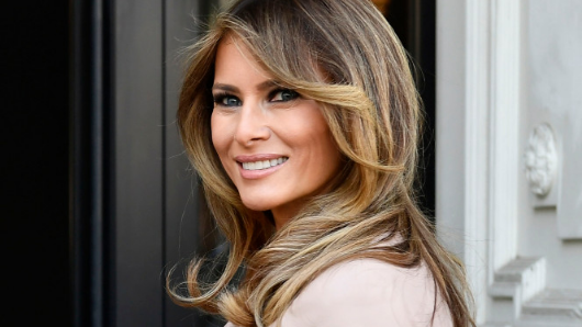 Melania Trump's 'revenge' on designers who won't dress her