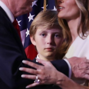 Things you didn't know about Barron Trump