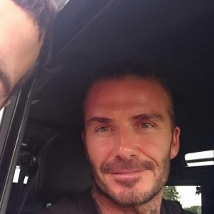 Now we know this fact about David Beckham