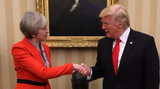 Donald Trump was right when he likened himself to Brexit – both are complete messes