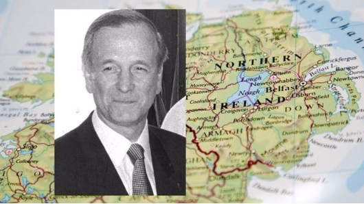 Secret German peacemaker in Northern Ireland