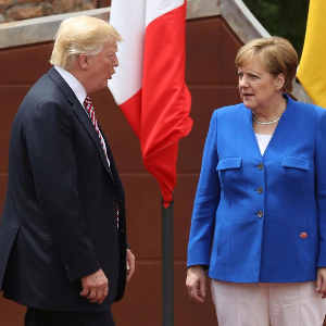 Opened truth about Trump-Merkel's relations