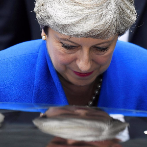 Theresa May steps back from her own ideas