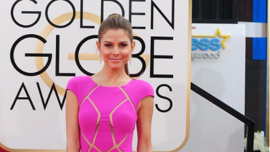 Maria Menounos battles brain tumour