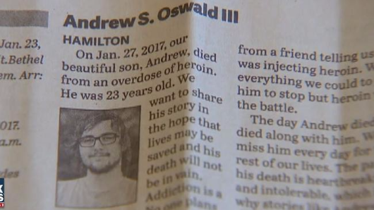 Obituary exposes a 'dirty secret'