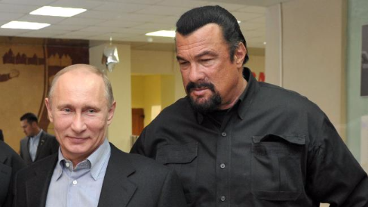Seagal not above Ukraine law