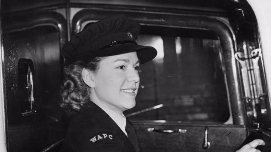 One of the UK's first female police officers turns 100