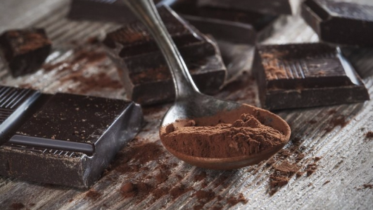 What makes with our body beloved chocolate