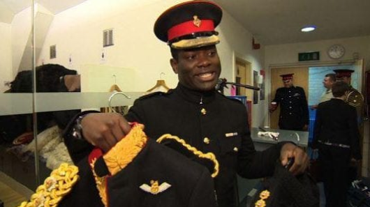 Queen hires first black equerry