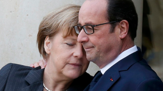 The renewed French-German partnership