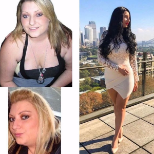 How this 'pizza addict' lost 40kgs