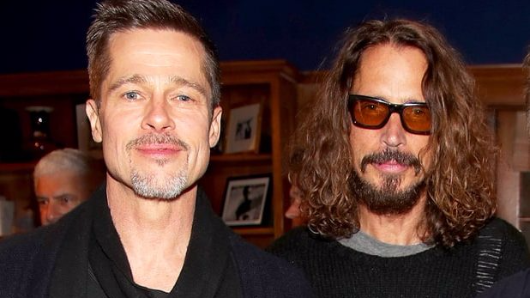 Brad Pitt heartbroken Chris Cornell's children will see pictures of the hotel room where he died