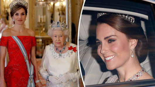 The tales behind the Royal tiaras