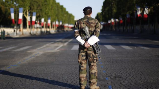 Paris security tight before Bastille Parade