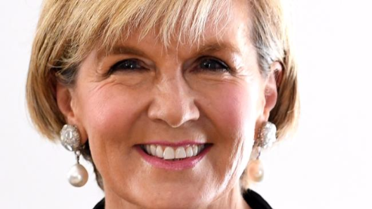 Julie Bishop eyes Serbian pension deal