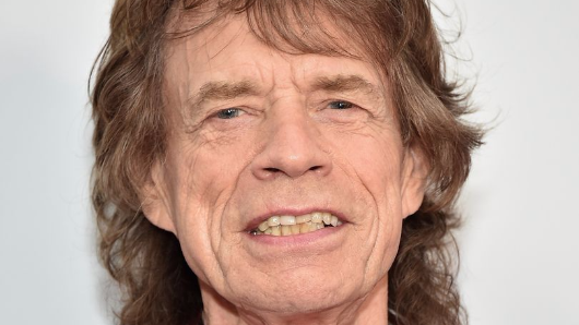 Something is really wrong with Mick Jagger