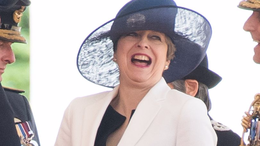 Theresa May's 15 most disastrous moments in her first year as Prime Minister