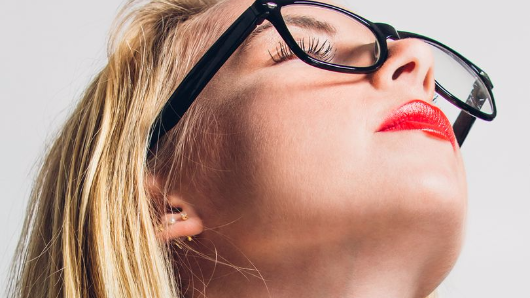 Why women should never ignore chin hair
