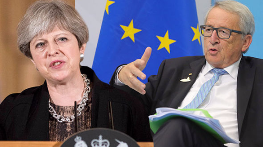 Brexit shock: Loss of rights will be a 'natural consequence' of leaving EU
