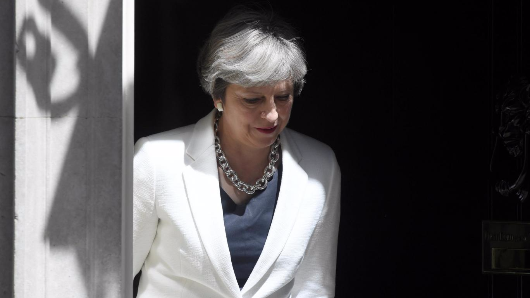 Warring ministers 'agree to stop leaking' after May's warning