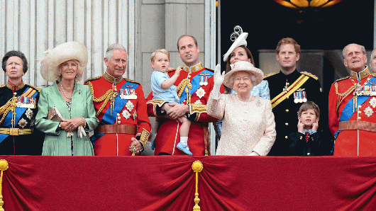 This is why the Royal Family don't use a surname
