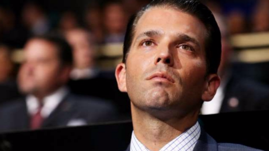 "Donald Trump Jr. is reportedly ""miserable"""