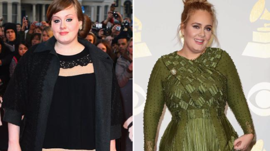 The secret to Adele's body transformation