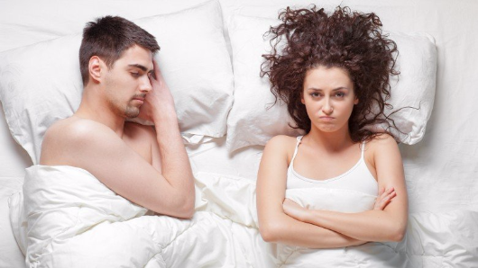 What really happens to your body when you stop making love