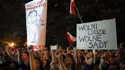 Poland is turning authoritarian