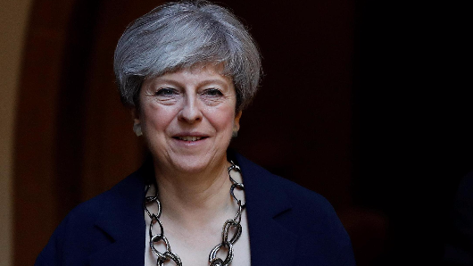 Theresa May urged to compensate tens of thousands of gay men