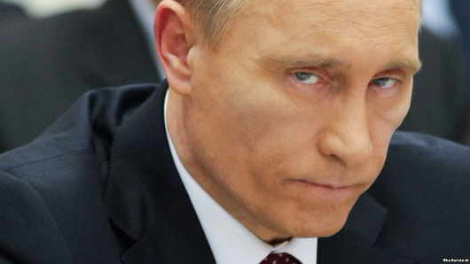 Putin is not the master of control many think he is