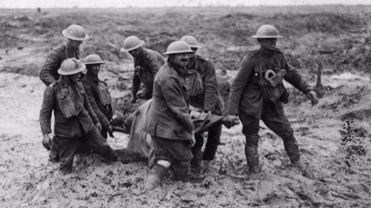 Why was Passchendaele one of the most brutal WW1 battles?