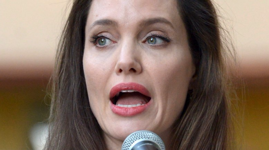 Angelina Jolie speaks out against rumors