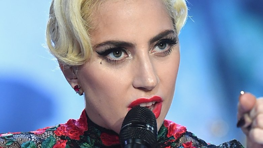 Lady Gaga reacts to Dr. Luke's subpoena attempts
