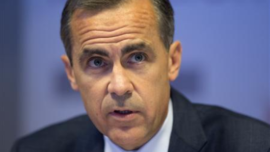 Brexit is already making us all poorer, says Bank of England chief