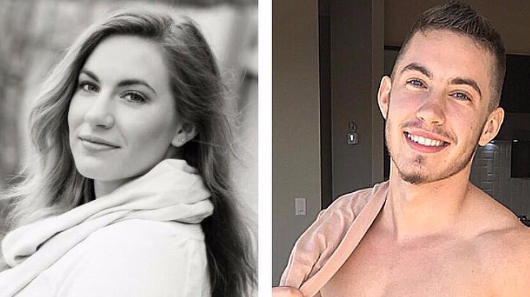 Trans man shares his incredible before and after photos