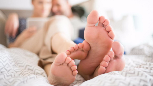 Something disgusting happens to your bodies when you move in together