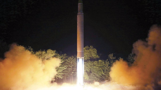 North Korea says it needs nuclear weapons to prevent American invasion