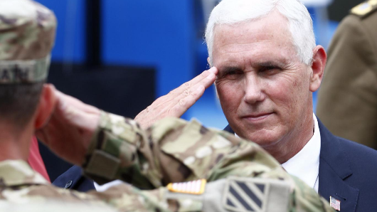 We should all be afraid if the Mike Pence 2020 presidential chatter is true