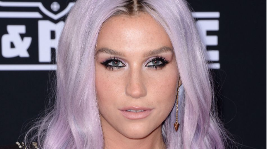 Kesha says Rainbow album 'literally saved my life'