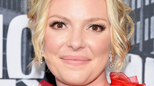 Katherine Heigl opens up about postpartum weight loss journey