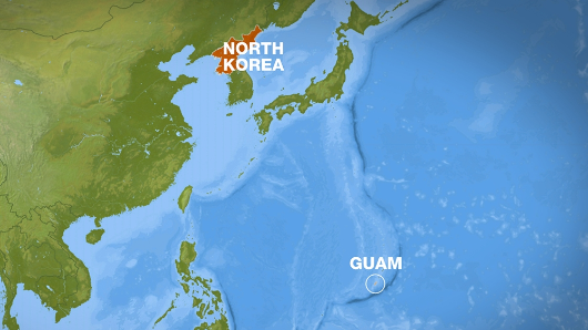 'Attack on Guam will be considered attack on US'