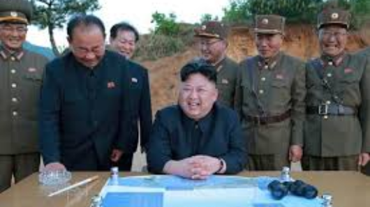 North Korea: 'Only absolute force can work' on Trump