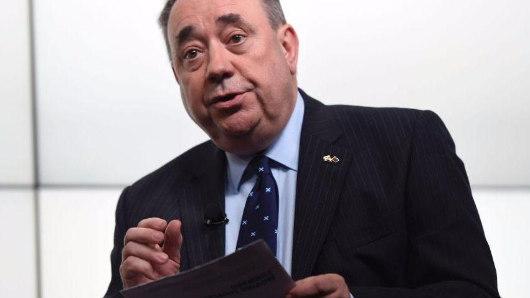 Alex Salmond hails 'next and last' Prime Minister of the UK
