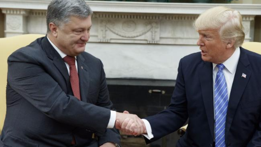Trump under pressure to arm Ukraine